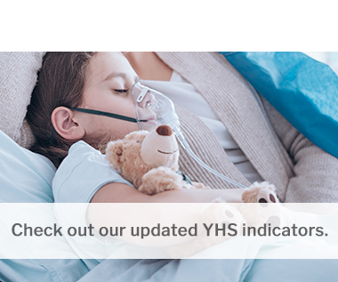 Check out our updated YHS indicators