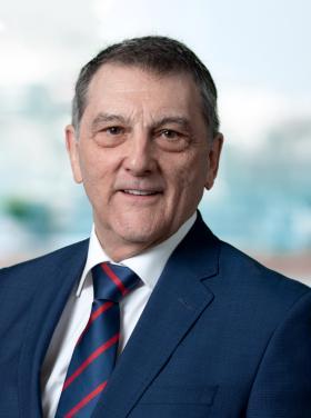 Mr. Gilles Lanteigne - President and CEO, Vitalité Health Network, New Brunswick