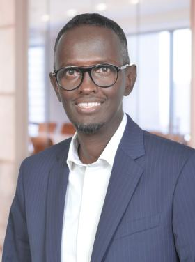 Hassan Gesso - Director, Infrastructure and Technology Services