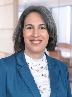 Mélanie Josée Davidson - Directrice, Performance du système de santé
