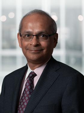Dr. Vivek Goel - Vice-President, Research and Innovation, University of Toronto